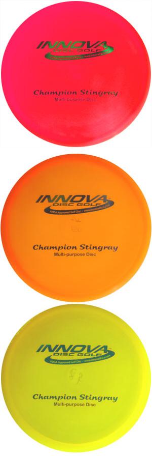 INNOVA チャンピオン スティングレー1